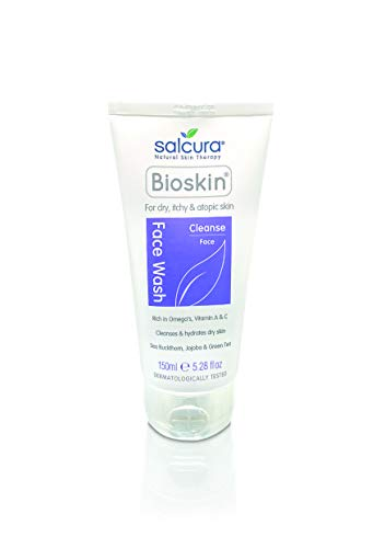 Salcura Bioskin Face Wash, 200 ml