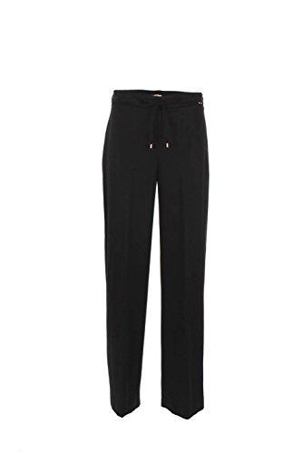 Pantalone Donna Kocca 40 Nero P16ppf316803un0537 Primavera Estate 2016