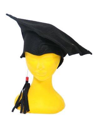Doktorhut A+ Bachlore Abi College Abgangsfeier