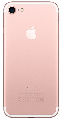 Apple iPhone 7 (Rose Gold, 128GB)