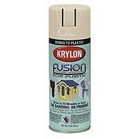 KRYLON 2437 FUSION SPRAYPAINT 12 OZ - ALMOND (pack of 6) by Krylon