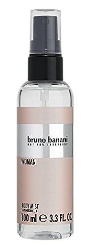 Bruno Banani Woman Body Mist, Frischer, Leichter Duft, 100