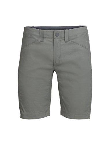 Icebreaker Damen Shorts WMNS Persist Shorts, Metal, 30, 104080001