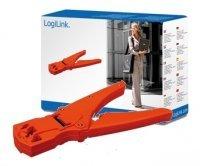 Logilink Crimpzange Universal, aus Kunststoff 4260113564219 [PC] -