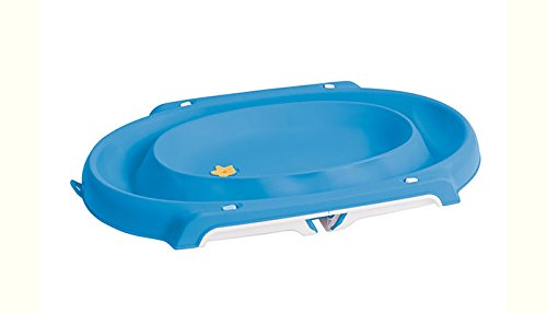 Olmitos Bañera Plegable Compact Blue
