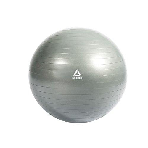 Reebok Gymnastikball Gymball, 75 cm, grau (Reebok Gymnastikball)