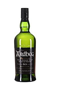 Ardbeg 10 Year Old Single Malt Scotch Whisky Non Vintage 70 cl from Ardbeg