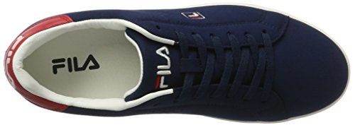 Fila - Fila Men Base Crosscourt 2 S Low, Pantofole Uomo Blu (Dress Blue)