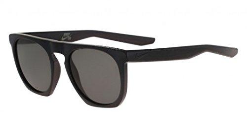 Nike Herren Flatspot Ev0923 Sonnenbrille, Schwarz (Blck/MttBlckW/GryL), 52