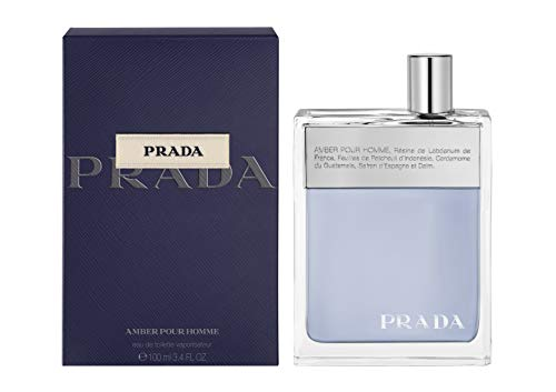 Orange Blossom Perfume Oil (Prada Pour Homme / men, Eau de Toilette, Vaporisateur / Spray 100 ml, 1er Pack (1 x 100 ml))