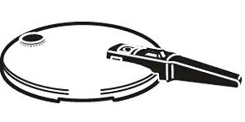 Silit Sicomatic-L Metalldeckel, Ø 18cm, Edelstahl rostfrei