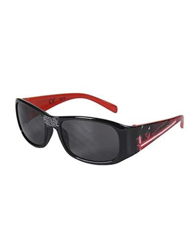 Star Wars Jungen Sonnenbrille Gr. onesize, schwarz/rot