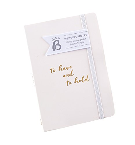 Busy B 7628Bride to B wedding notes
