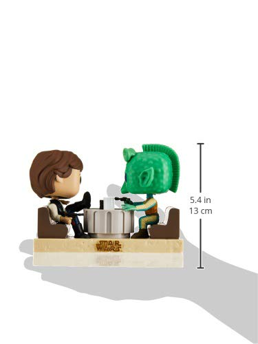 Funko Pop Han Solo y Greedo en la cantina (Star Wars 223) Funko Pop Star Wars