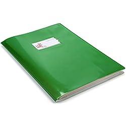 colorosa- Copertina Verde Chiaro Quaderno A4, Colore, 8004428718310