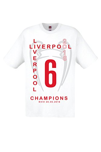 Camiseta Real Madrid Liverpool Uefa Champions League