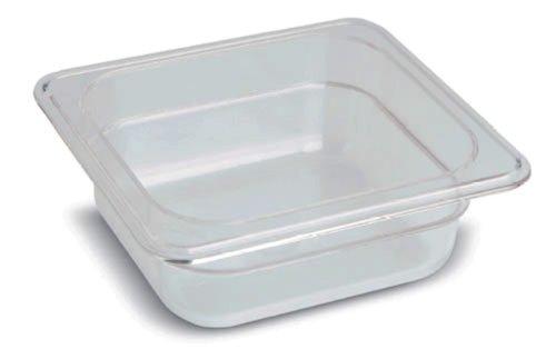 Lacor 66615P Polycarbonat GN-Behälter 1/6 176 x 162 x 150 mm