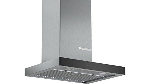 Bosch Serie   4 60 cm Wall-Mounted Stainless Steel Hood
