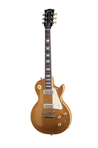 Gibson USA Les Paul Deluxe 2015, Gold Top