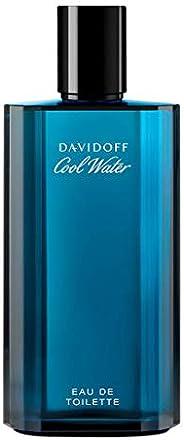 Davidoff Cool Water For Men. Eau De Toilette Spray 4.2 Ounces