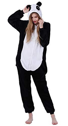 enorme sconto f0998 5f1a2 Pigiama intero da adulti panda   Grandi Sconti   Pigiami ...