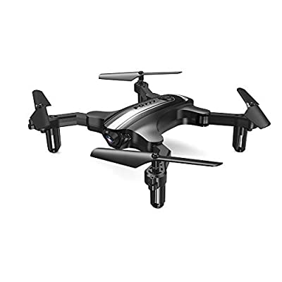 ZIHENGUO FQ31 Portable Drone Remote Control Aircraft Toy With 1080P WIFI HD Camera 6 Gyroscope Headless Mode Height Keep One Key Return