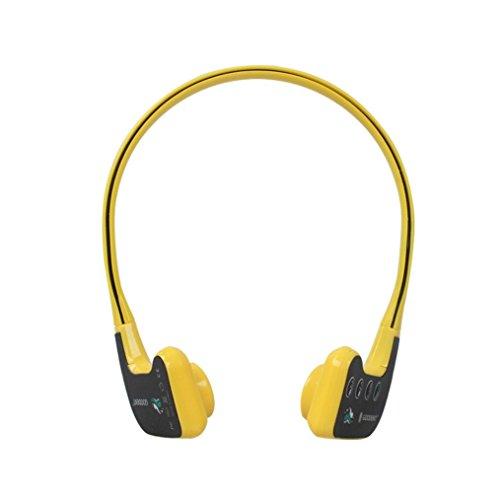 Headset auricolare per conduzione ossea nuoto insegnamento cuffia nuova cuffia subacquea sport xuan