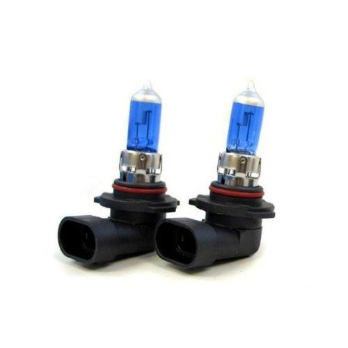 H1055W - Xenon look lampe halogène ampoule ampoule de rechange set H10 55W 12V