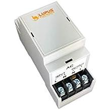 Lupus Electronics LUPUSEC-XT2 Plus Color blanco alimentación del relé - Relé de potencia (110-230, 50/60, 110-230 V, 50/60 Hz, 12 A, Color blanco)