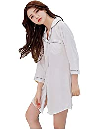 e6c0624c86 Amazon.it: Benetton - Pigiami e camicie da notte / Donna: Abbigliamento