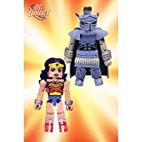 DC Universe Minimates Wave 3 Wonder Woman and Ares by DC Comics