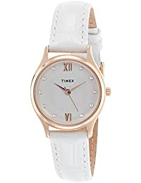 Timex Analog Silver Dial Women's Watch-TW00ZR271E
