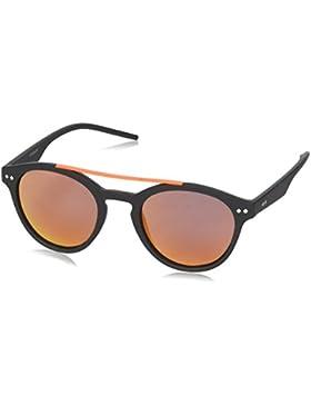 Polaroid PLD 6030/S OZ, Gafas de Sol Unisex-Adulto, Matt Black, 50