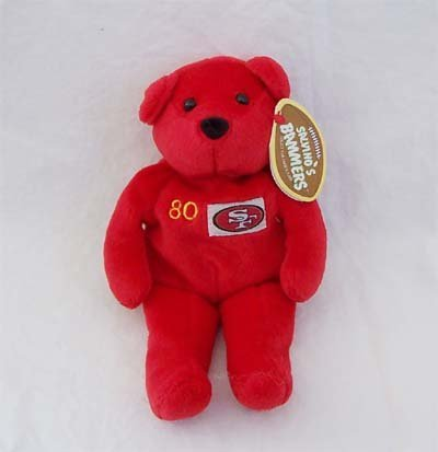 0f7bed1db6c Jerry Rice 80 - Pro Sports Bear-9- By Salvino s Bammers by Salvino s
