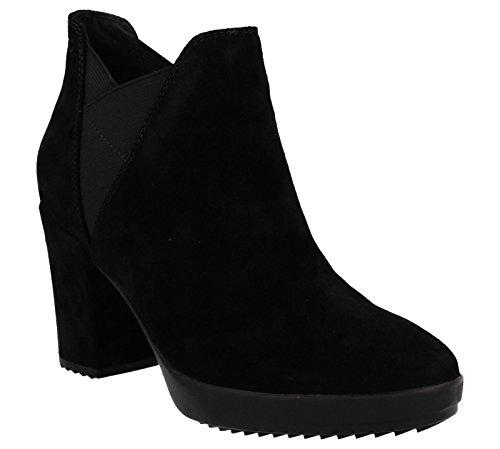 Bottines - Boots, couleur Noir , marque STONEFLY, modèle Bottines - Boots STONEFLY OXY 5 Noir