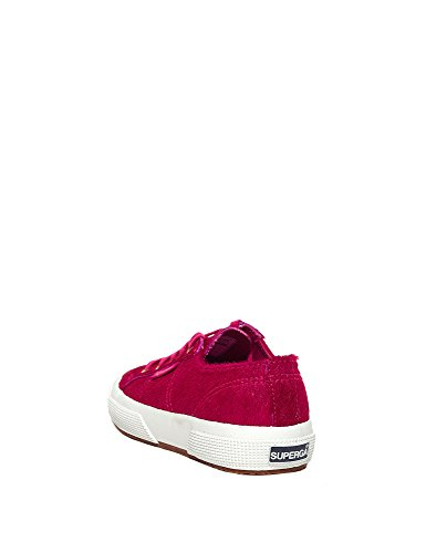 Superga Women's Women's Green Low-Top Sneakers 100% Leather pink