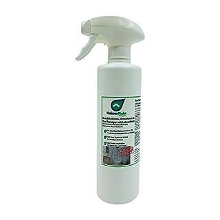 KaiserRein Bio Duschkabinenreiniger mit Lotuseffekt/Abperleffekt 500ml für die einfache Reinigung nach jeder Benutzung ohne nachwischen streifen freies abtrocknen