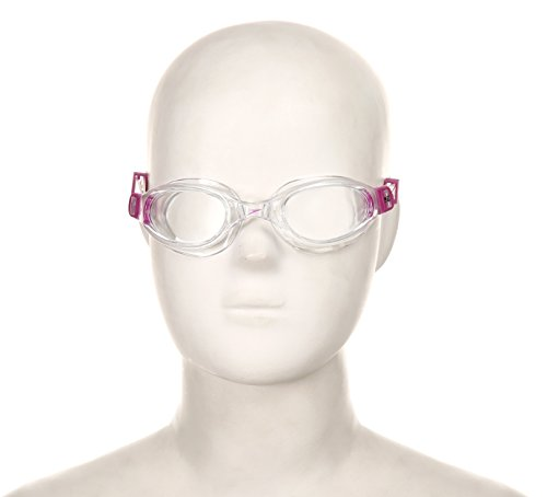 Mainline Schwimmbrille Futura Plus Junior Tauchen-brillen, Purple/Clear, One size (Speedo Tauchen)