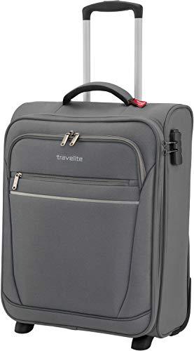 Bordgepäck CABIN von travelite, praktische 2-Rad-Trolleys mit 2 geräumigen Vortaschen