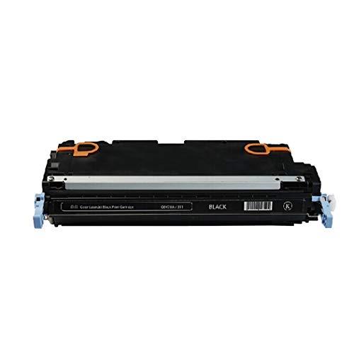 JunbosiFür HP Color Laserjet 3600-kompatible Tonerpatronen Laserjet 3600 / 3600DN / 3600N / 3800 / 3800DN / 3800DTN / CP3-Drucker, kompatibel mit Tonerpatronen, 4 Farben optional,Schwarz -