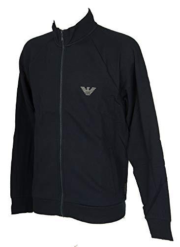 Emporio Armani Sweater Jacke mit Reißverschluss 111570 8A571 00135 Marine SH18-EAS1 Größe M