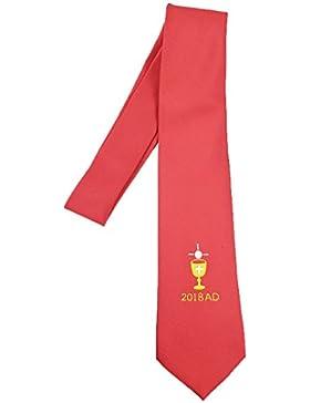 Parkers Online - Corbata - para niño rojo rosso Talla única