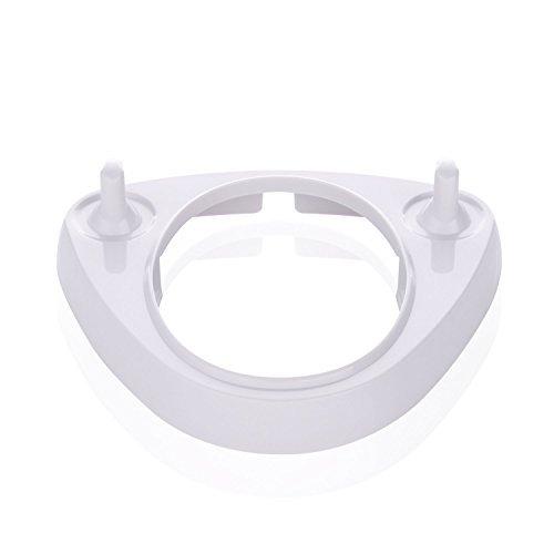 Brosse à Dents Électrique, Aptoco Tête Support Forme Triangle Oran-B Têtes de Brosse à Dent 100PCS