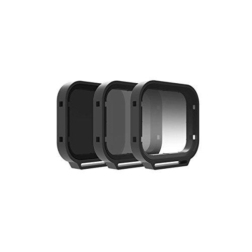 PolarPro - Set da 3 filtri Venture per GoPro Hero5