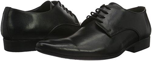 Tamboga Herren 8102-C Oxford, Schwarz (Black 01), 41 EU -