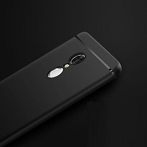 the best attitude d5fd5 c7dc7 Audos Ultra Thin Matte Line Soft TPU Silicone Back Cover Case for Xiaomi  Redmi Note 4 (Indian Variant) (Black) Buy Audos Ultra Thin Matte Line Soft  ...