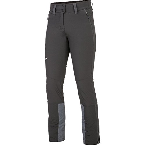 Salewa Sesvenna Touring Pants Women - Black Out