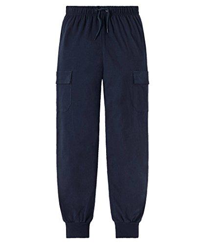 Schiesser Jerseypants 158965, Nachtblau, M