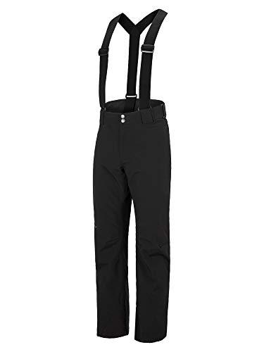 Ziener Herren TELMO Man Pant Ski Snowboard-Hose, Black, 27 (L)