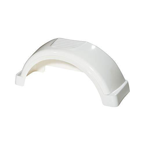 Fulton 008543rimorchio parafango parafango in plastica, 33cm Dimensioni Pneumatici, Bianco